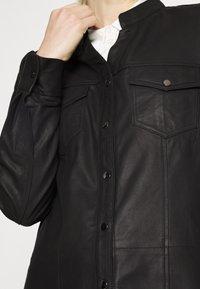 Culture - ALINA - Camicia - black - 5
