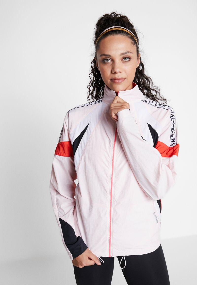 Diadora - JACKET BE ONE - Training jacket - pink violet