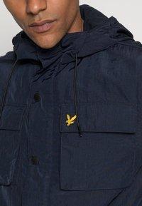Lyle & Scott - POCKET JACKET - Outdoor jacket - dark navy - 4