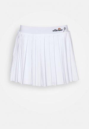 GEENA - Minigonna - white