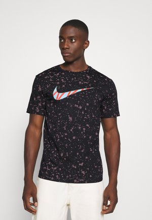 TEE SUMMER  - T-shirt med print - black