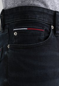 Tommy Jeans - SLIM SCANTON COBCO - Slim fit jeans - cobble black comfort - 4