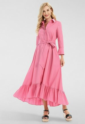 MAXI-KLEID - Robe fourreau - rose