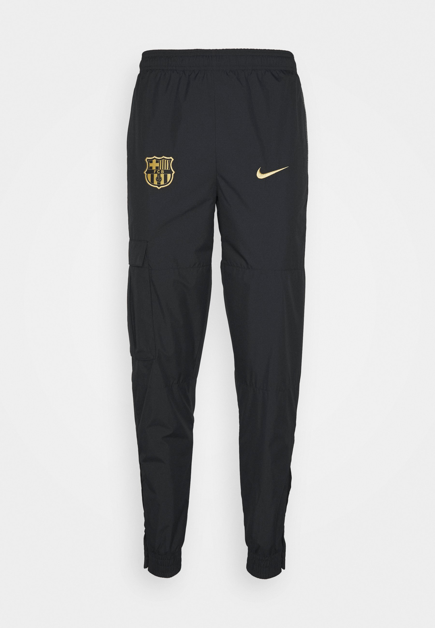 Nike Performance FC BARCELONA - Article de supporter - black/metallic gold