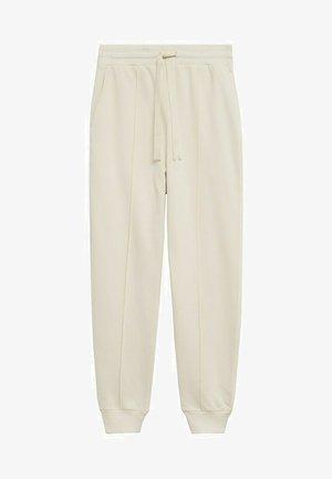 PARIS - Pantalon de survêtement - open beige