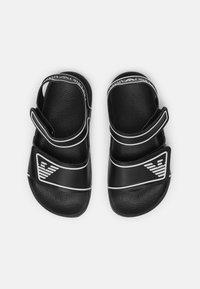 Emporio Armani - Sandals - dark blue - 3
