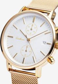 Carlheim - Chronograph watch - gold-white - 3