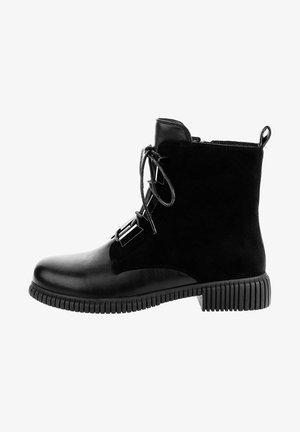 TELLARO - Platform ankle boots - black