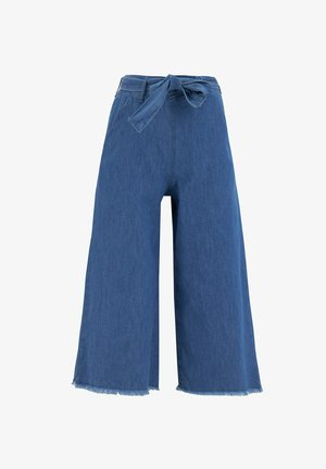 CULOTTE - Relaxed fit jeans - blue