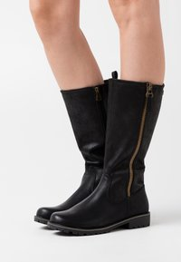 Refresh - Boots - black - 0