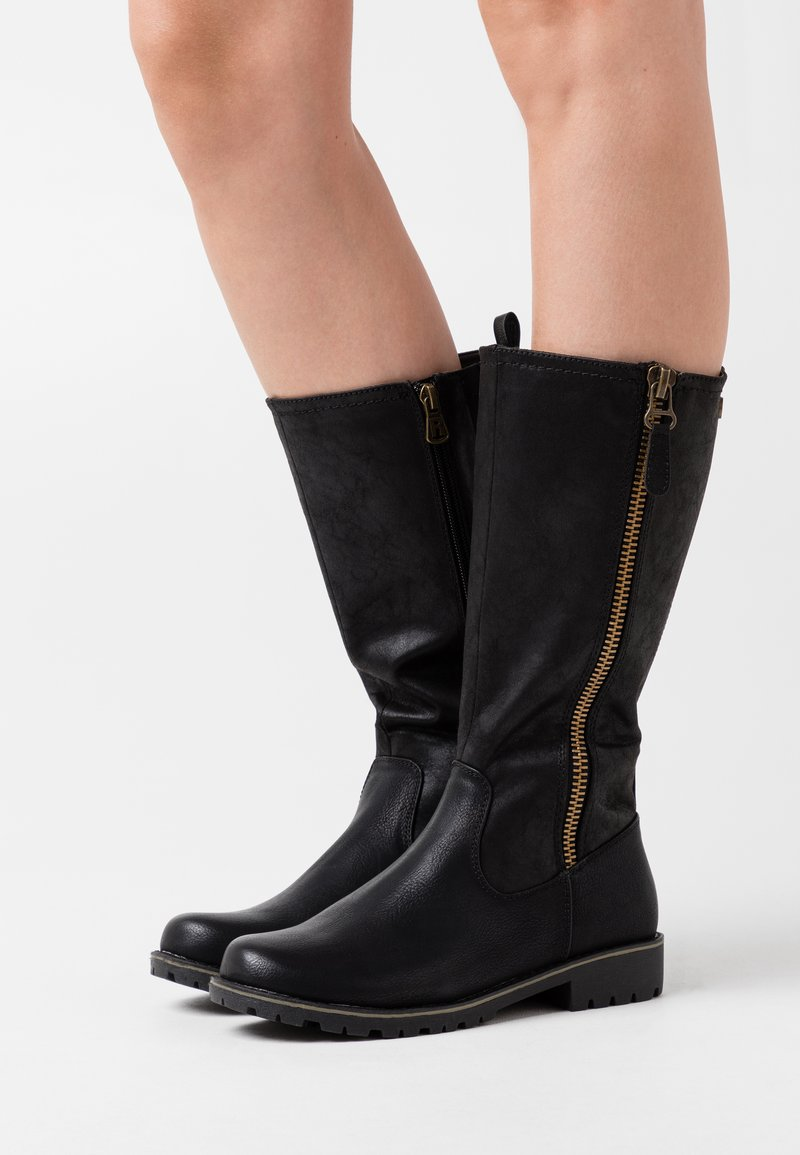 Refresh - Boots - black