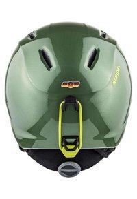 Alpina - Helmet - green - 2