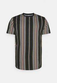 Johnny Bigg - DENTON STRIPE LONGLINE TEE - Print T-shirt - khaki - 3