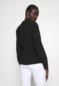J.CREW TALL - BONNAIRE - Bluse - black - 2