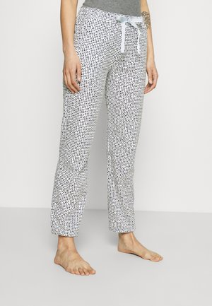 MIX MATCH TROUSERS - Pyjama bottoms - blue