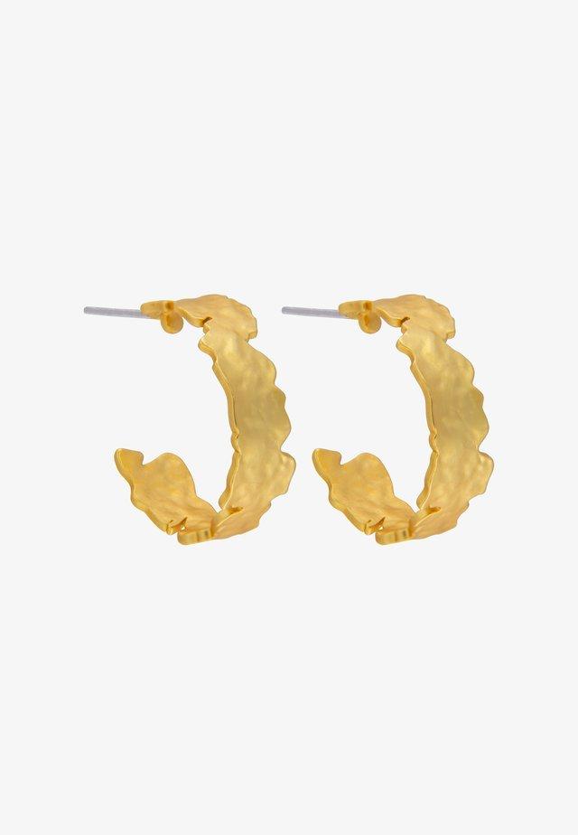 AMELIA - Earrings - gold plating