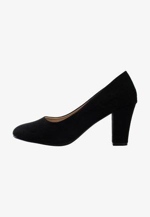 CLAIRE BLACK - Højhælede pumps - black