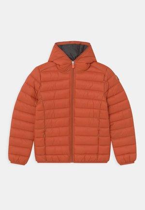 GIGA DONY UNISEX - Winterjas - ginger orange