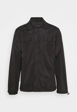 NAOMNI - Summer jacket - black