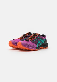 ASICS - FUJITRABUCO SKY - Scarpe da trail running - digital grape/baltic jewel - 1