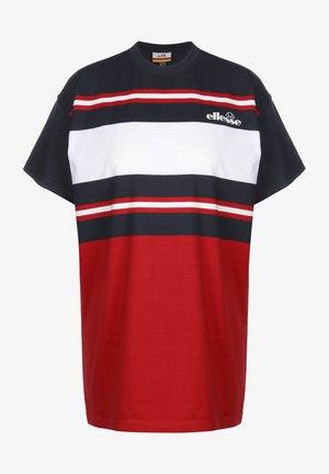 GINA W - T-Shirt print - navy