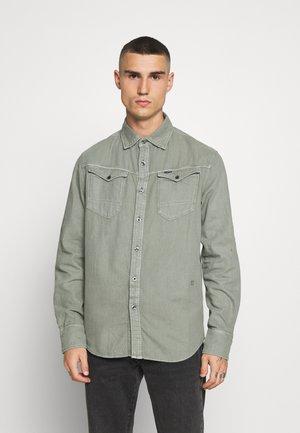 ARC 3D SLIM SHIRT L\S - Overhemd - olive