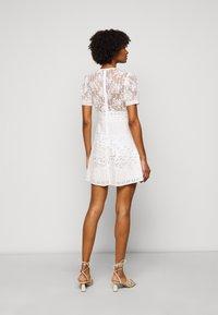The Kooples - DRESS - Cocktail dress / Party dress - ecru - 2