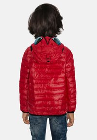 Cipo & Baxx - ADVENTURE - Down jacket - red - 1