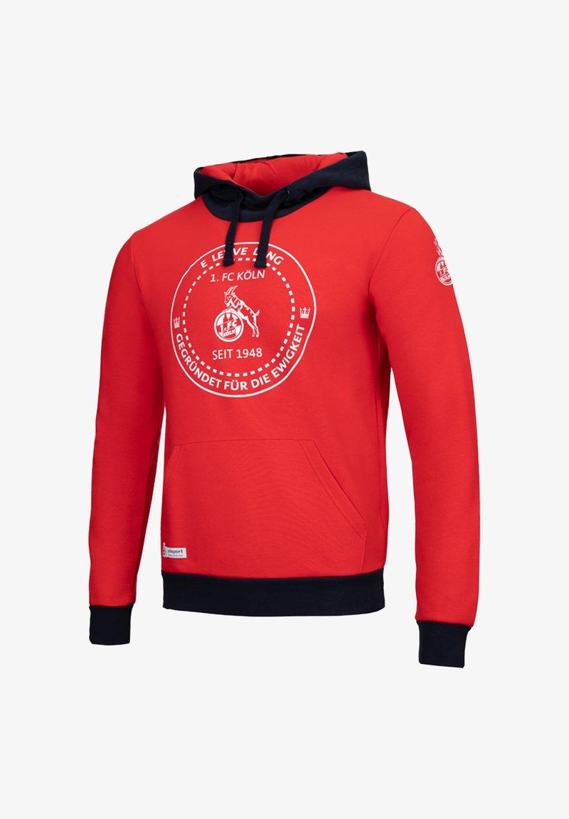 Uhlsport - NATIONAL 1. FC KÖLN  - Article de supporter - rot