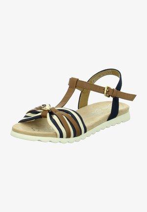 Sandals - blau-kombi