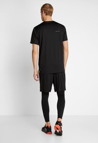 Puma - IGNITE LONG TIGHT - Tights - black - 4