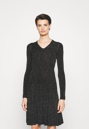 ROXY GLAM DRESS - Strickkleid - roxy glam