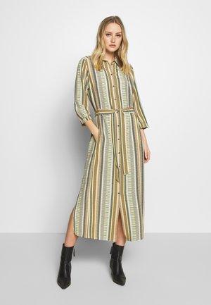 CAROLA - Shirt dress - multi-coloured