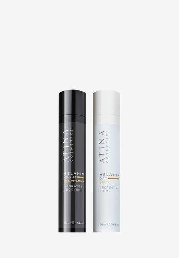 MELANIN BUNDLE - Skincare set - -