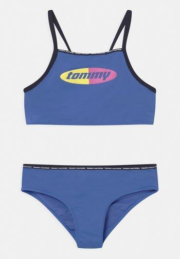 SET - Bikini - iris blue