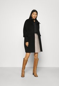 comma - Classic coat - black - 1