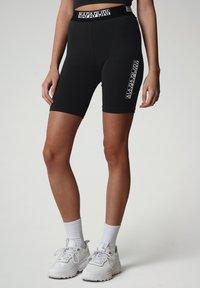 Napapijri - Shorts - black - 0
