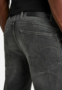 G-Star - CITISHIELD 3D SLIM TAPERED - Slim fit jeans - faded gravel grey wp - 2