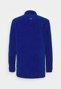 Tommy Jeans - POLAR UNISEX - Button-down blouse - providence blue - 1