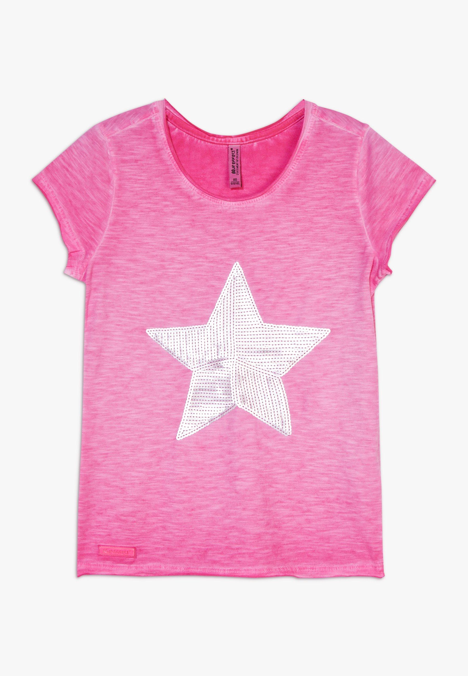 Kids GIRLS PAILLETTEN STERN - Print T-shirt