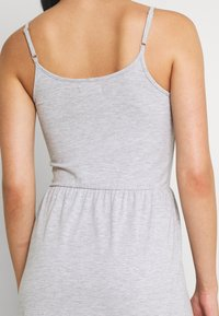 Even&Odd - Maxi dress - mottled light grey - 4