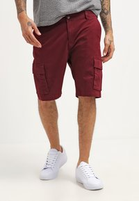 YOURTURN - Shorts - bordeaux - 0