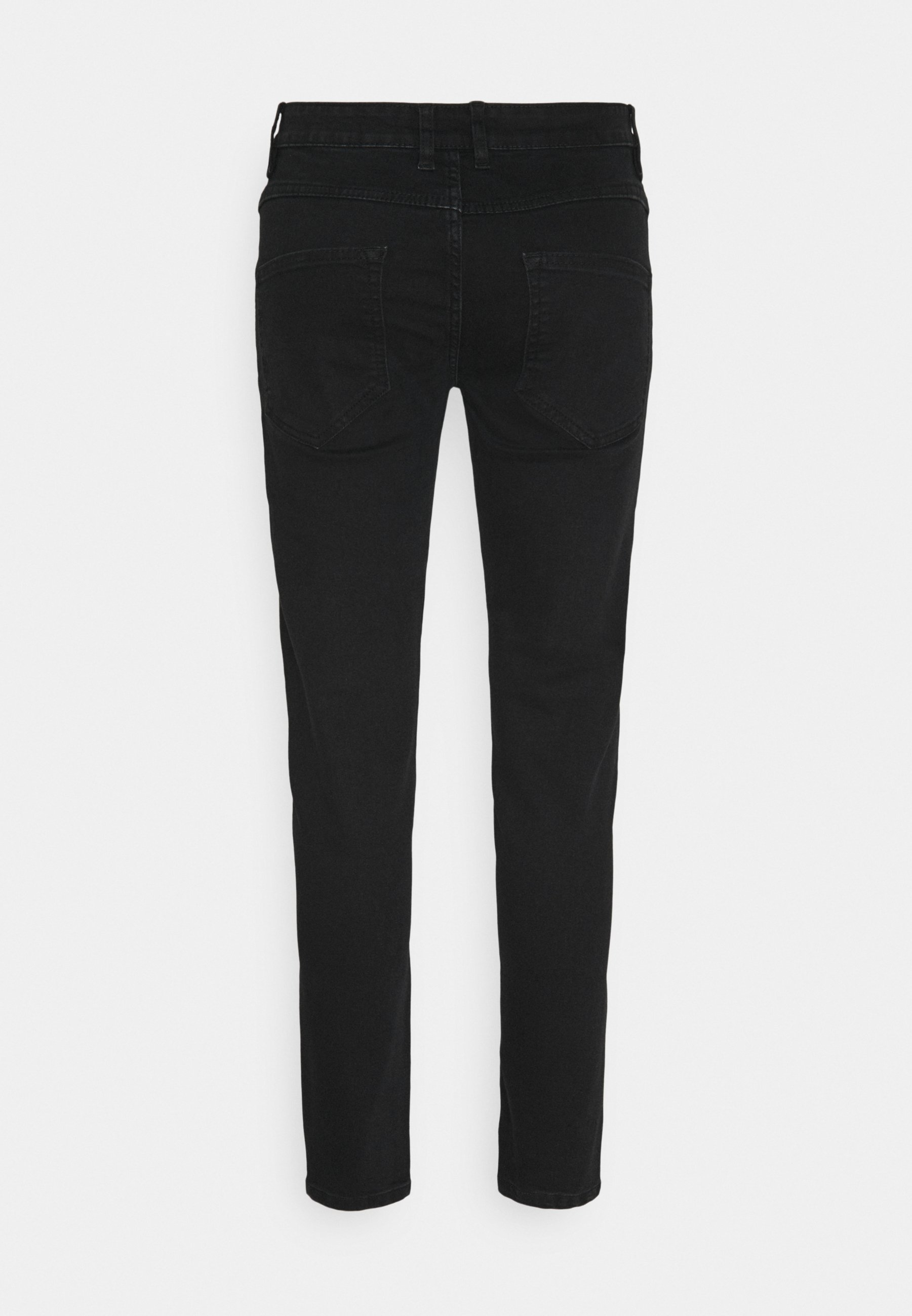 Redefined Rebel Lyon Jeans  - Jeans Slim Fit Deep Black