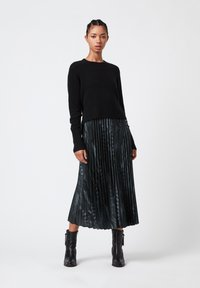 AllSaints - LEOWA VIOLA - Day dress - black - 0