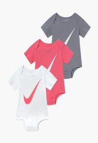Nike Sportswear - BABY 3 PACK - Regalo per nascita - pink/white - 0