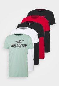 WEBEX SPORT 5PACK - Camiseta estampada - multi