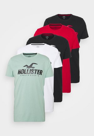 WEBEX SPORT 5PACK - T-shirt med print - multi
