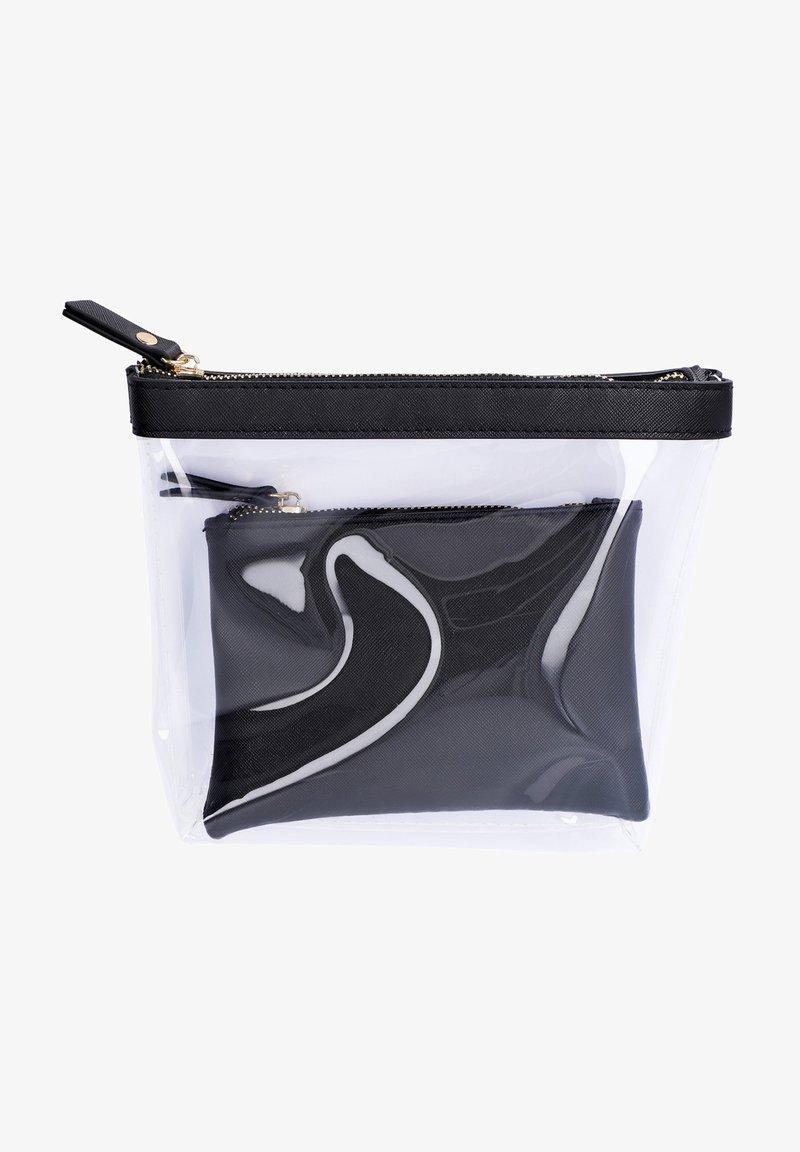 Six - SET - Wash bag - schwarz