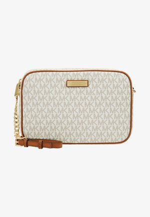 JET SET CROSSBODY - Across body bag - white
