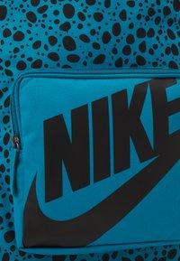 Nike Sportswear - CLASSIC UNISEX - Rucksack - cyber teal/black - 3